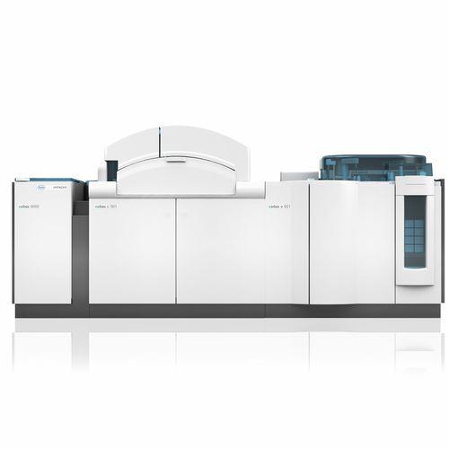 analizador de bioquímica automático - Roche