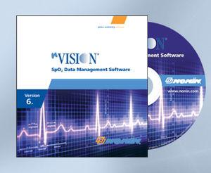 Software de análisis / de gestión de datos / para historias clínicas / para odontología nVISION®  Nonin