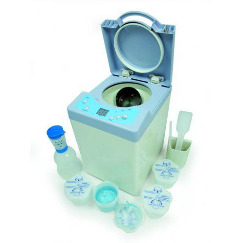 mezclador de laboratorio / de alginatos / de mesa / digital