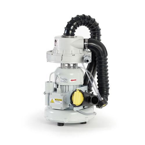 Bomba de vacío para odontología / híbrida / 1 unidad EXCOM hybrid 1s METASYS Medizintechnik GmbH