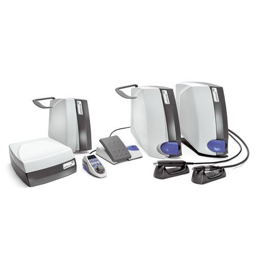 Unidad de control para micromotores de laboratorio dental / eléctrica / de mesa / set completo Perfecta 900 W&H Dentalwerk International