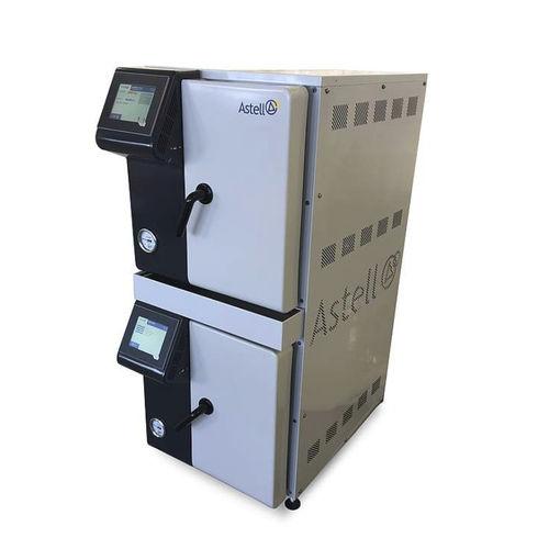 autoclave de laboratorio / de vapor / de mesa / compacto