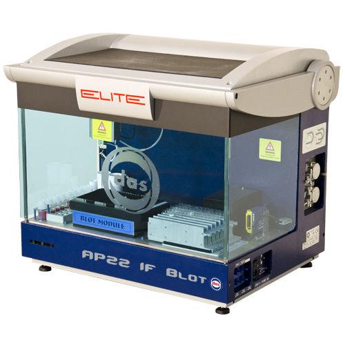sistema de preparación de muestras para transferencia - DAS srl
