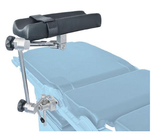 soporte para brazos / para mesa de operaciones / con correa