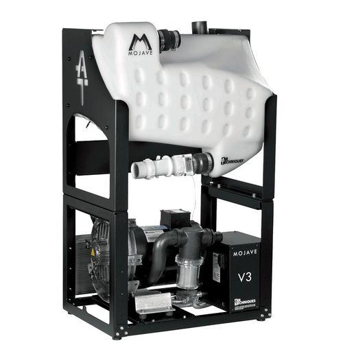 Bomba de vacío para odontología / sin aceite / 3 unidades Mojave V3 Air Techniques