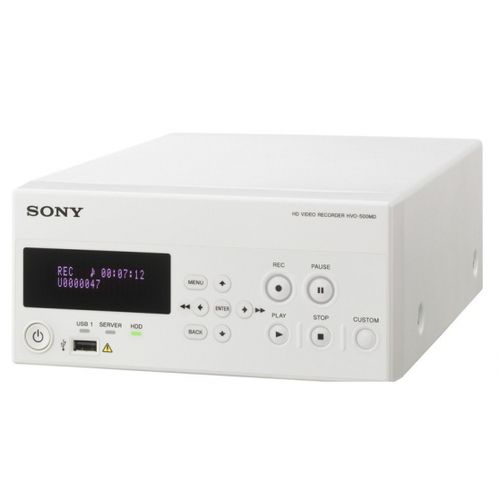 Grabadora de vídeo Full HD / para cirugía / de diagnóstico / USB HVO-500MD Sony
