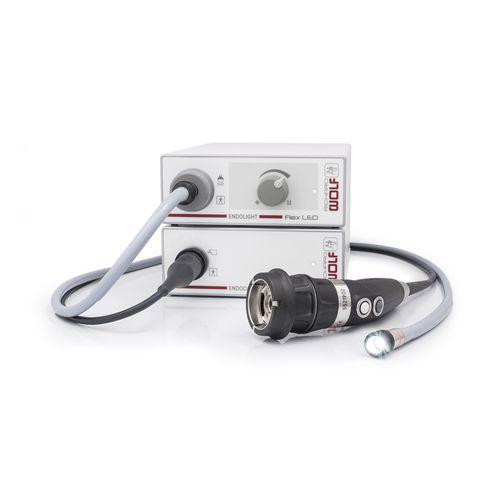 Fuente de luz para endoscopios / LED / compacta ENDOLIGHT Flex LED  Richard Wolf