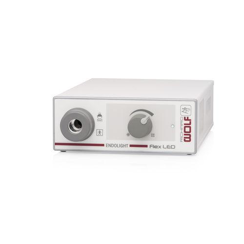 Fuente de luz LED / para endoscopio / compacta ENDOLIGHT Flex LED  Richard Wolf