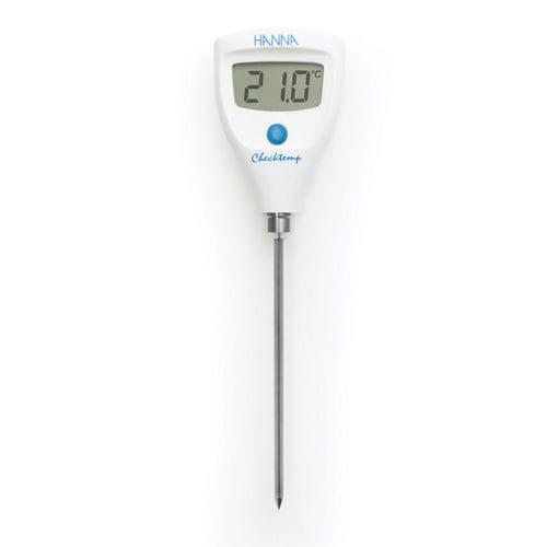 termómetro de laboratorio / digital / de sonda