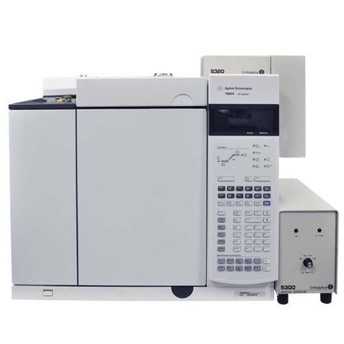 sistema de cromatografía en fase gaseosa