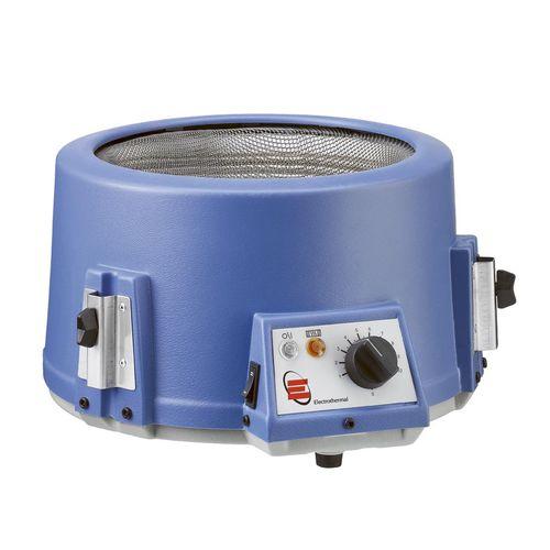 manta calefactora de laboratorio analógica / con regulador