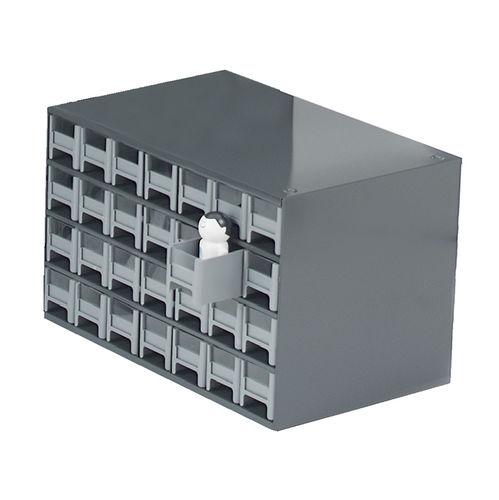 armario de hospital / con cajón