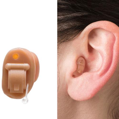 prótesis auditiva IIC
