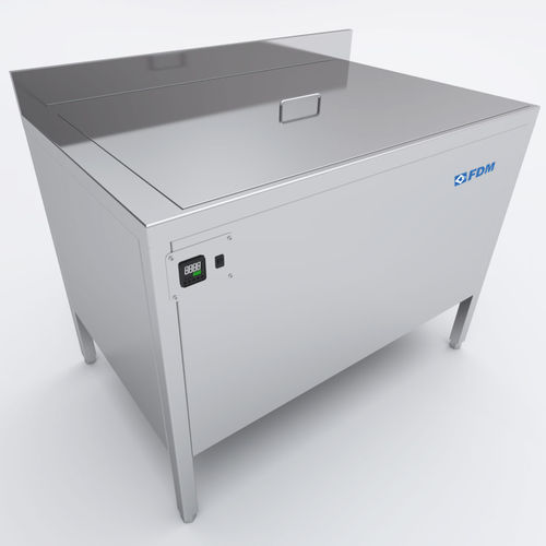 baño María termostáticamente regulado / controlado por microprocesador / de mesa