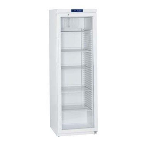 refrigerador de laboratorio / de tipo armario / con 1 puerta
