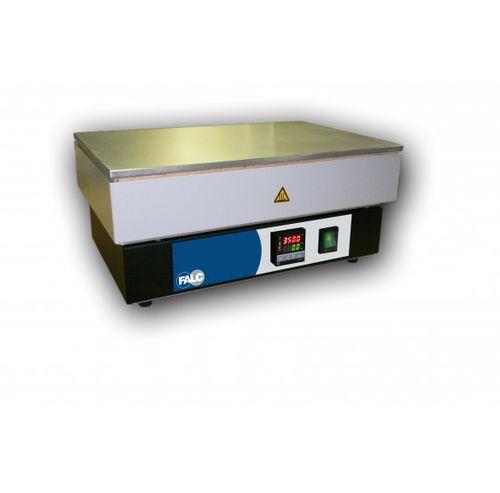 placa calefactora de laboratorio analógica