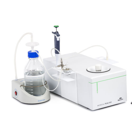 microcalorímetro de barrido diferencial - Malvern Panalytical