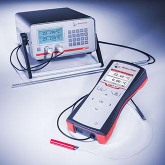 termómetro de laboratorio / multifunción / digital