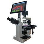microscopio de laboratorio / de investigación científica / biológico / médico