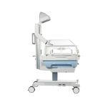 mesa de reanimación neonatal con ruedas / con altura regulable
