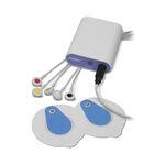 electrocardiógrafo para prueba de esfuerzo / para PC / 2 canales / inalámbrico