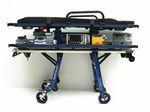 Carro camilla para ambulancia / eléctrico / para incubadora neonatal / de 3 secciones TIM410A4 Kartsana Medical