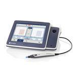 comprobador de reflejos / timpanómetro de detección / timpanómetro de diagnóstico / audiometría para adultos
