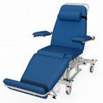 sillón para hemodiálisis eléctrico / de 3 secciones / de altura variable / Trendelenburg