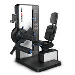 estación de musculación curl de piernas / extensión de piernas / rehabilitación