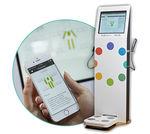 analizador de la composición corporal por bioimpedancia / por segmentación / para medición de la grasa / con indicador digital