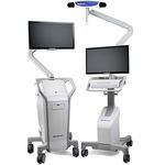 sistema de navegación quirúrgica óptico / electromagnético / para neurocirugía