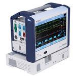 monitor de paciente para cuidados intensivos / clínico / de transporte / ECG