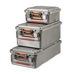 contenedor de esterilización para instrumental
