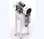 compresor de aire médico / para odontología / de laboratorio / sin aceite