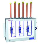 colector para gas médico para gas / de suministro / de seguridad