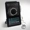 ecógrafo portátil, con carro / para ecografía urológica / blanco y negro / Doppler-color