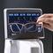 frontofocómetro automático / con medición de la transmitancia de UV / con medición de la distancia interpupilar