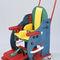 Silla para personas de movilidad reducida / de reposicionamiento / con reposapiés / con ruedas Elefant ATO FORM