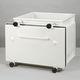 caja de filtración de laboratorio / para centro sanitario / de polvo