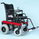 silla de ruedas eléctrica / de exterior