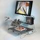 simulador laparoscópico / de formación / estación de trabajo / asistido por ordenador