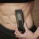 analizador de la composición corporal para la medición de la masa adiposa / con indicador digital / portátil