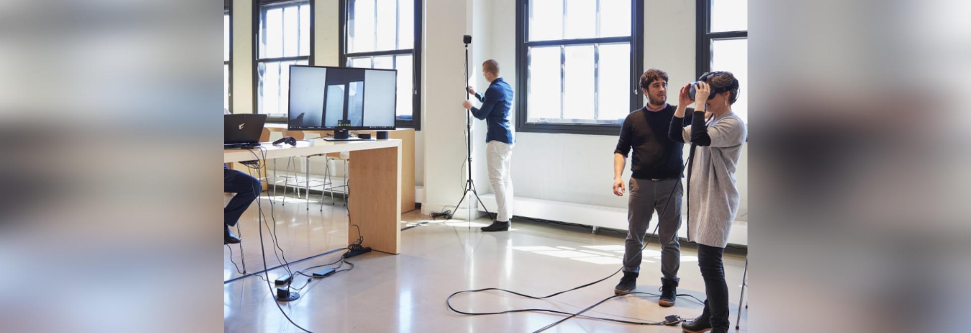 Aumento del planeamiento de la atención sanitaria con realidad virtual