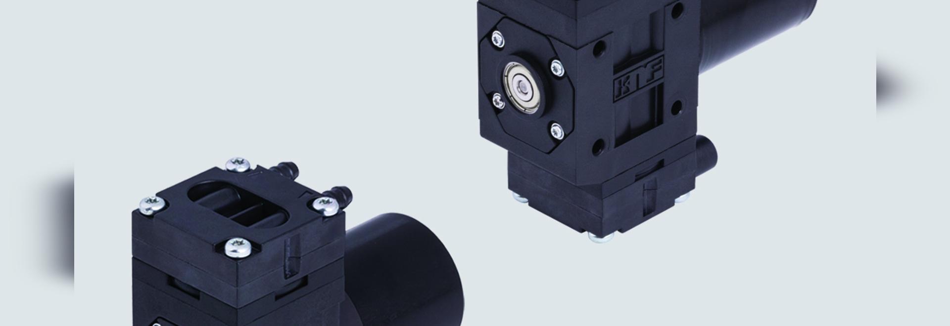 La bomba de gas viene en tamaño compacto