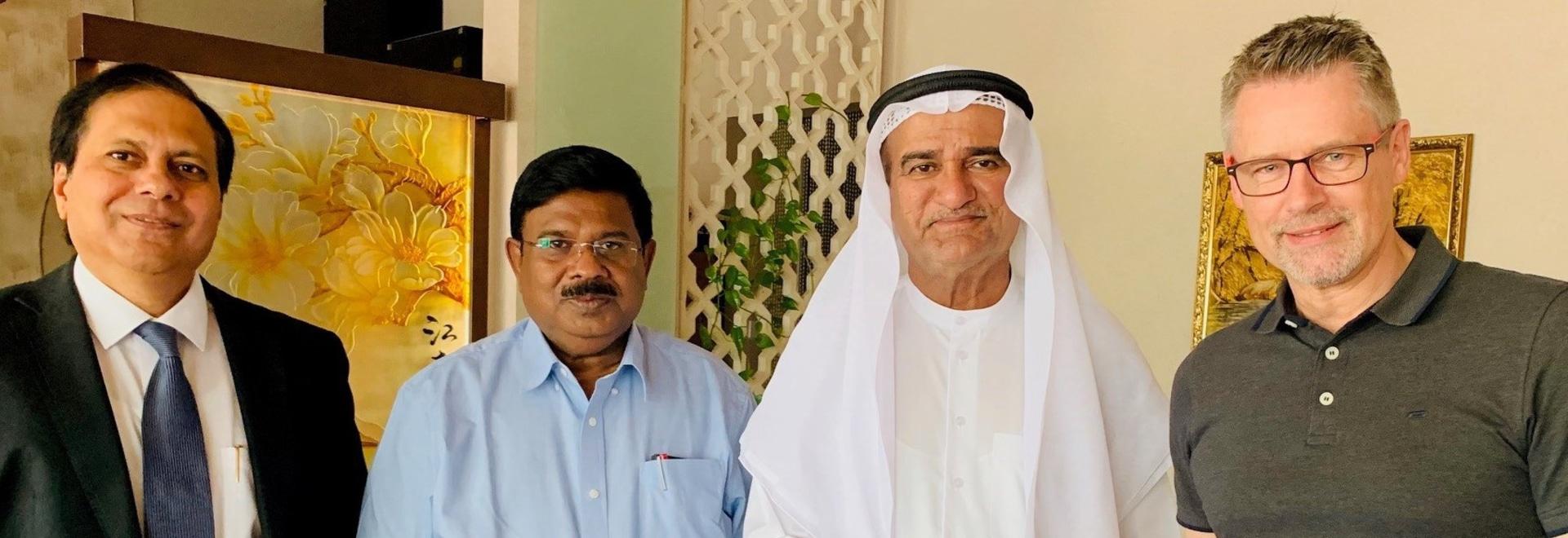 Celsius42 y Lootah Group firman una alianza estratégica