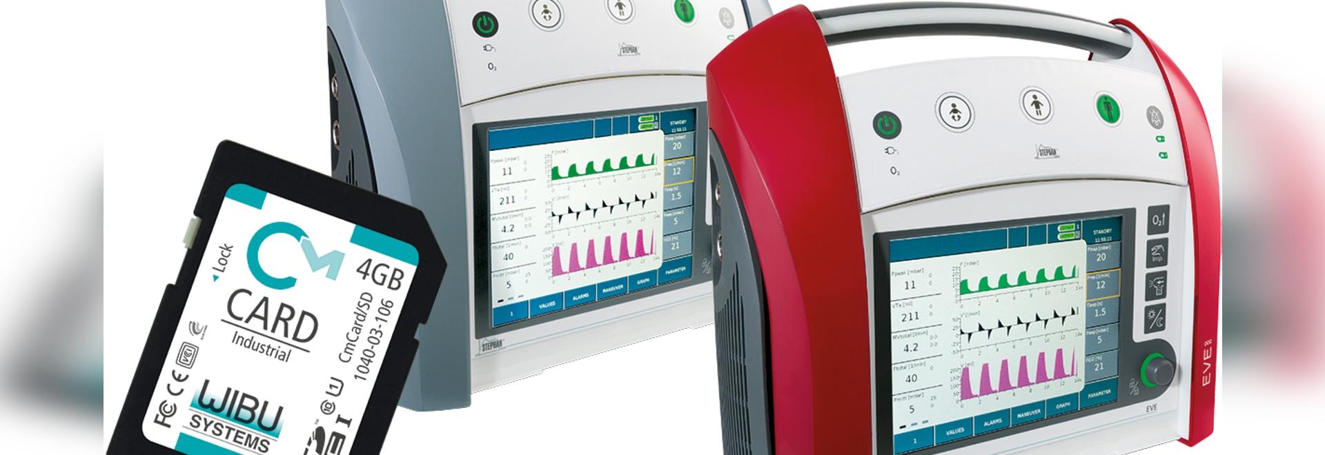 CodeMeter de Wibu Systems para dispositivos médicos