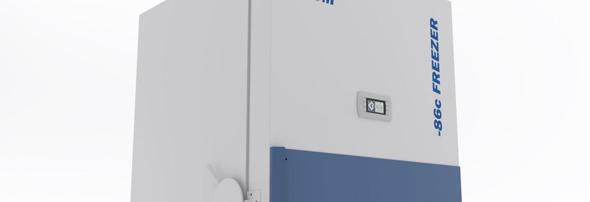 Congelador ultra a baja temperatura