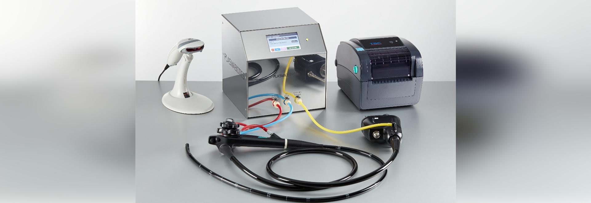 Dispositivo de Secado y Almacenamiento de Endoscopios PlasmaTYPHOON: Entrevista con el Dr. Daniel Vinteler, CEO y fundador de PlasmaBiotics