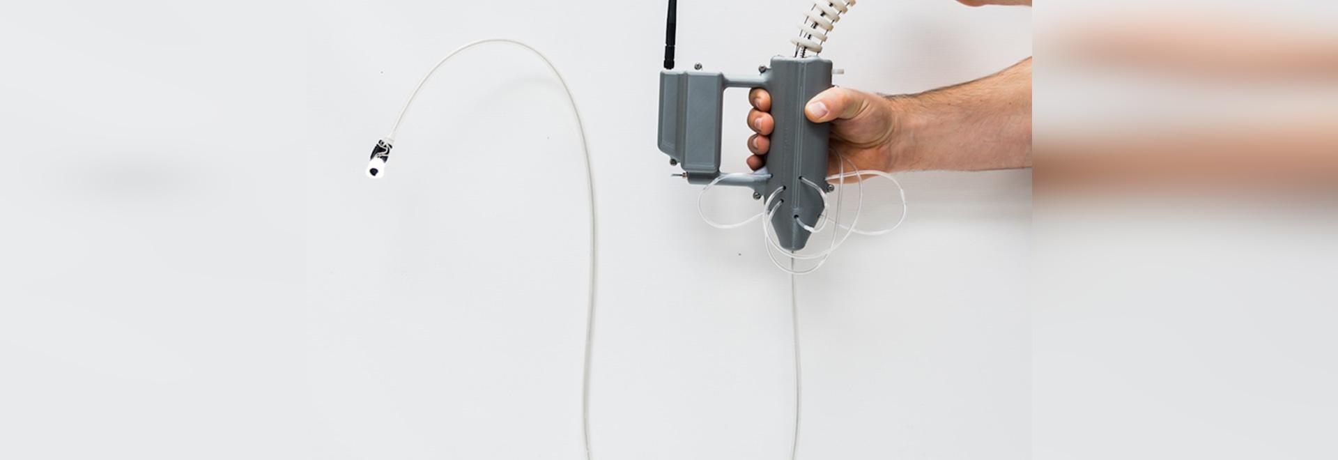 Un endoscopio ultra barato para hacer que las pruebas de detección del cáncer sean más comunes
