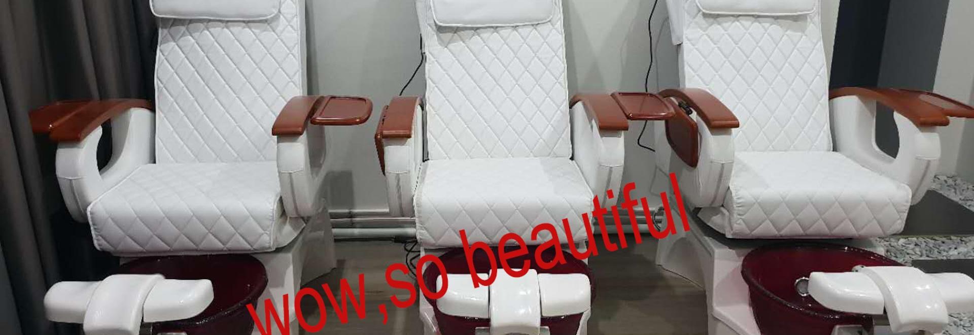 El feedback del sillón de pedicura